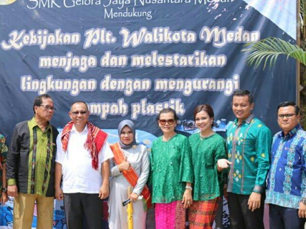 """Setahun SMK Gelora Jaya Nusantara, Peroleh Akreditasi """"A"""""""